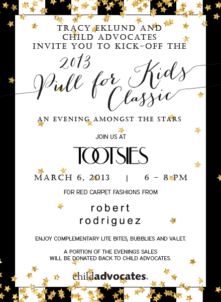 2013 Pull for Kids Classic - Kick-off at Tootsies